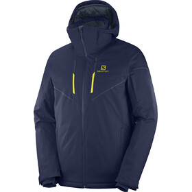 Salomon Stormrace Veste Homme, night sky